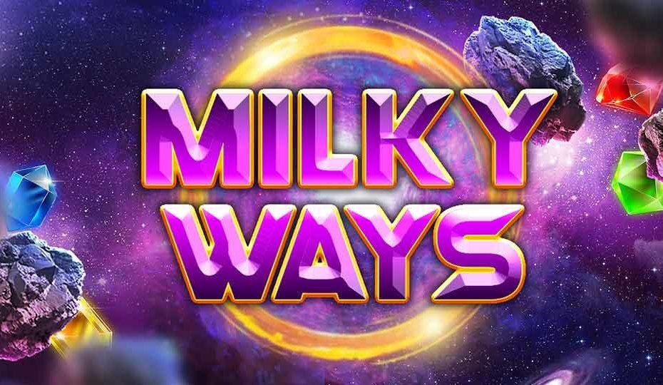 รีวิวสล็อตออนไลน์ Milky Ways