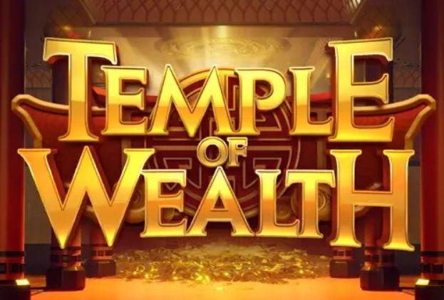 แนะนำเกมสล็อตออนไลน์ Temple of Wealth