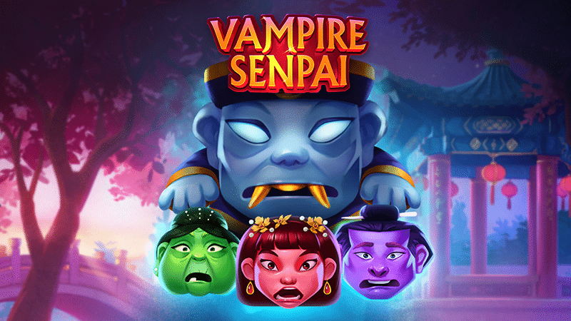 รีวิวสล็อตออนไลน์ Vampire Senpai