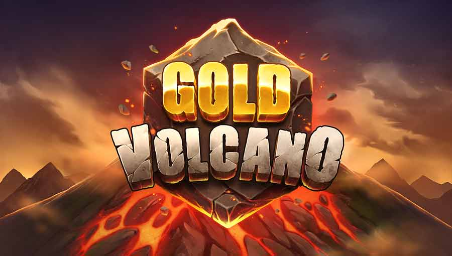 รีวิวสล็อตออนไลน์ Gold Volcano