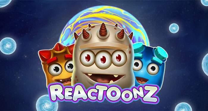 แนะนำเกมสล็อตออนไลน์ Reactoonz 2