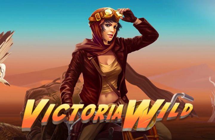 แนะนำเกมสล็อตออนไลน์Victoria Wild