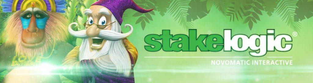 ผู้ให้บริการเกมออนไลน์ Stakelogic