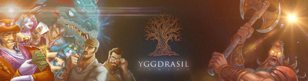 รีวิวผู้ให้บริการเกมออนไลน์ Yggdrasil