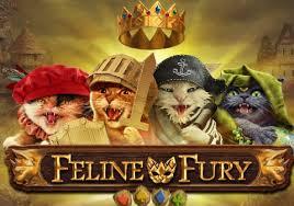 แนะนำสล็อตออนไลน์ Feline Fury
