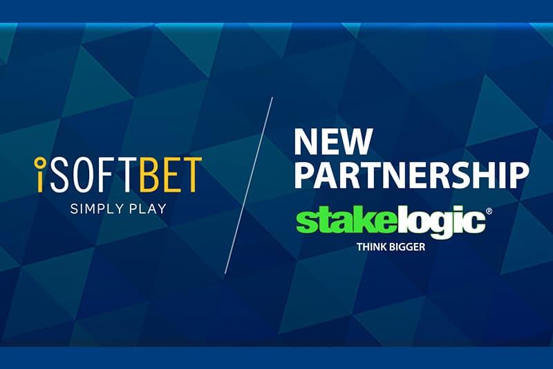 Stakelogic รวมสล็อตเข้ากับ iSoftBet