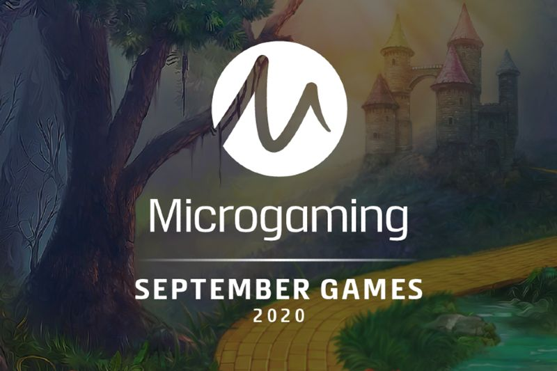 Microgaming เข้าสู่เดือนกันยายนด้วยสล็อต
