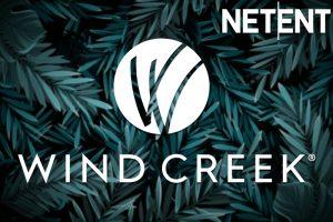 NetEnt ขยายตลาดโดยเปิดตัวWind Creek