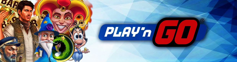 รีวิวผู้ให้บริการเกม Play'n GO - PG SLOT สล็อตรูปแบบใหม่ 2020