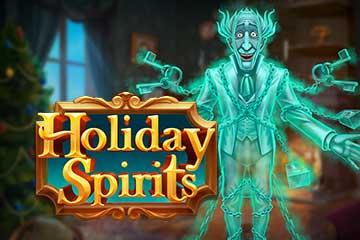 แนะนำเกมสล็อตออนไลน์ Holiday Spirits