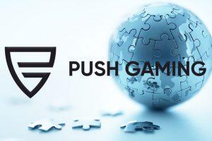 Push Gaming จัดเนื้อหาคาสิโนกับผู้มาใหม่