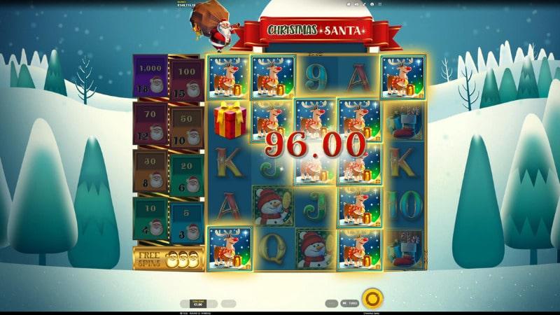 แนะนำเกมสล็อตออนไลน์ Christmas Santa
