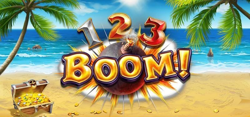 แนะนำเกมสล็อตออนไลน์ 123 Boom