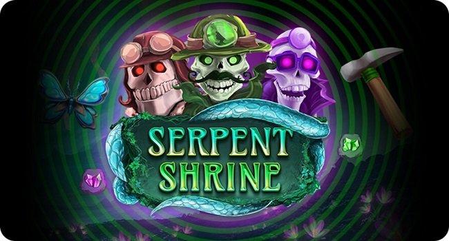 แนะนำเกมสล็อตออนไลน์ Serpent Shrine