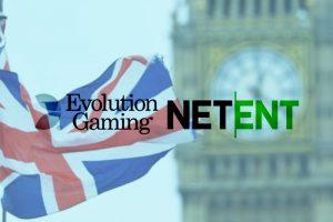 Evolution ซื้อ NetEnt เคลียร์ CMA Hurdle