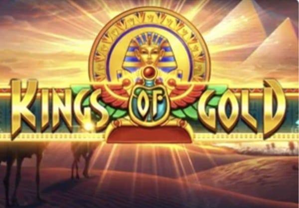 แนะนำเกมสล็อตออนไลน์ Kings of Gold