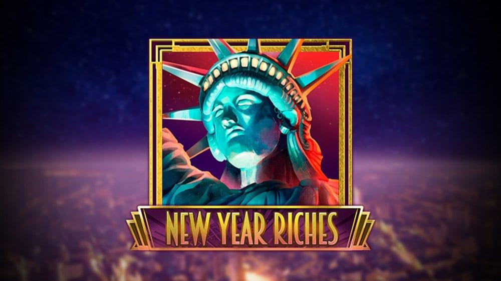 แนะนำเกมสล็อตออนไลน์ New Year Riches