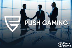 Push Gaming ประกาศรวมเข้ากับแบรนด์อื่น