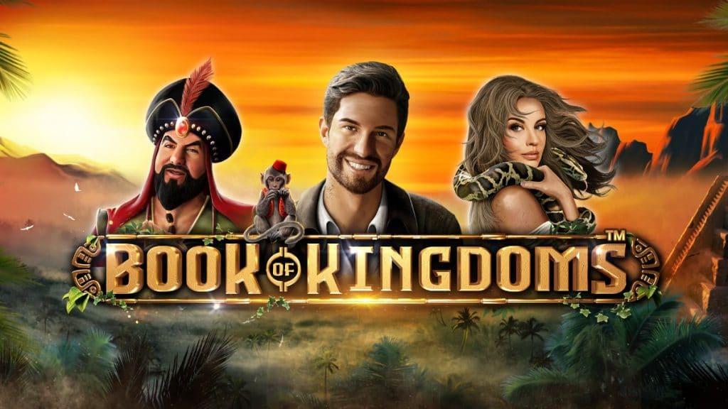 แนะนำเกมสล็อต Book of Kingdoms