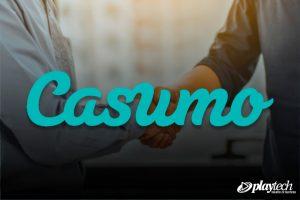 Playtech คาสิโนสดจัดการกับ Casumo