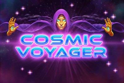 แนะนำเกมสล็อตออนไลน์ Cosmic Voyager