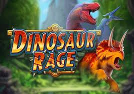 แนะนำเกมสล็อตออนไลน์ Dinosaur Rage