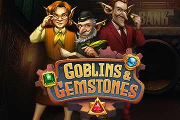 แนะนำเกมสล็อต Goblins & Gemstones
