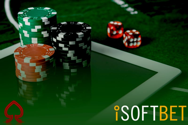 iSoftBet เพิ่มสล็อตในแพลตฟอร์ม GAP