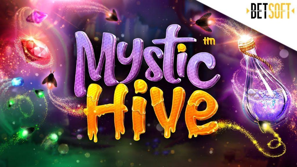 แนะนำเกมสล็อตออนไลน์ Mystic Hive