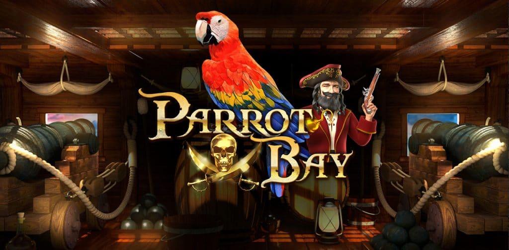 รีวิวเกมสล็อต Parrot Bay