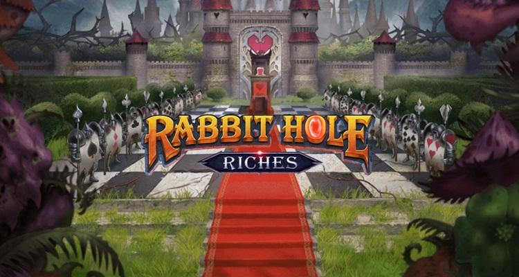 แนะนำเกมสล็อต Rabbit Hole Riches