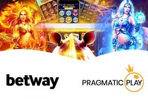 Pragmatic Play ตอนนี้ใช้งานได้กับ Betway