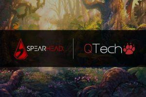 QTech ประกาศข้อตกลงการจำหน่ายเนื้อหา