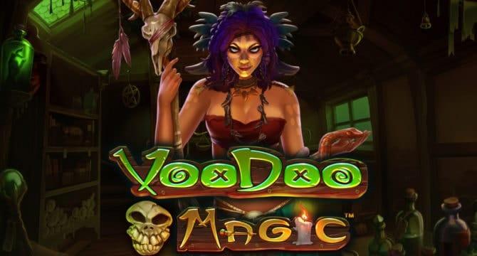 แนะนำเกมสล็อตออนไลน์ Voodoo Magic