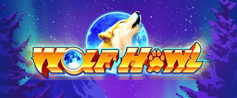 แนะนำเกมสล็อตออนไลน์ Wolf Howl